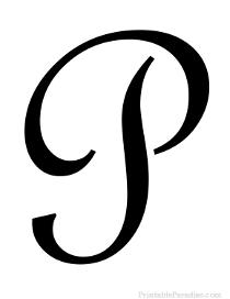 Cursive alphabet chart printable free